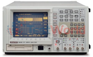 Advantest R9211B Servo FFT Spectrum Analyzer.