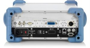Back Panel Input Connections: Rohde FSL Spectrum Analyzers