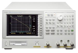 Keysight (Agilent/HP) 4395A Network/Spectrum/Impedance Analyzer