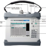 Diagram: AAnritsu MW82119A PIM Master Passive Intermodulation Analyzer