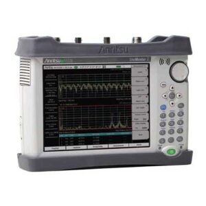 Anritsu S332E Site Master 2 MHz - 4 GHz Cable, Antenna, & Spectrum Analyzer