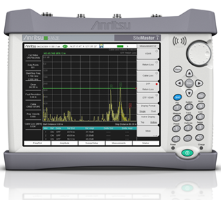 Anritsu S362E Site Master 6 GHz Cable, Antenna, & Spectrum Analyzer