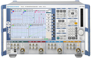 Rohde & Schwarz ZVA40 10 MHz - 40 GHz Vector Network Analyzer