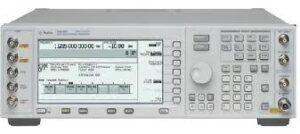 Agilent (HP) E4433A Digital RF Signal Generator, 250 kHz to 4000 MHz