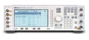 Agilent (HP) E4433B 4 GHz Digital RF Signal Generator, Multiple Variations of FSK, MSK, PSK, and QAM