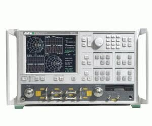 Anritsu 37347C 20 GHz Network Analyzer to Measure Amplifier Gain Compression vs. Input Power or Frequency