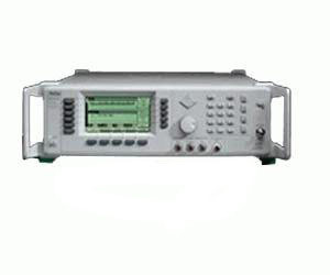 Anritsu 37397C Vector Network Analyzer for Locating Center Frequency, Insertion Loss and Shape Factor