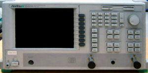 Anritsu MS4624A 9 GHz, 2-Port Vector Network Measurement Analyzer