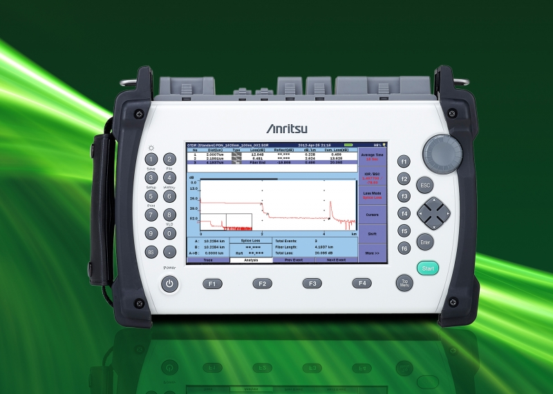 Anritsu MT9083C2 High Performance Optical Fiber OTDR