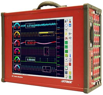 Used Astro Med Tmx 18 High Speed Data Acquisition System