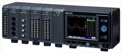 Used Graphtec Gl900 Portable Data Acquisition Datalogger