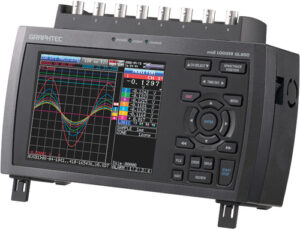 Graphtec GL900 Portable Data Acquisition Datalogger