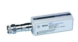 Keysight (Agilent) E9323A Peak and Average Power Sensor, 5 MHz Video Bandwidth