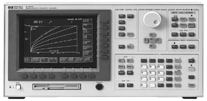 Keysight (Agilent/HP) 4155A / 4156A / 41501A Semiconductor Parameter Analyzers
