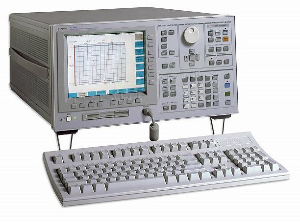 Semiconductor Testing Device : Used keysight agilent hp c precision semiconductor