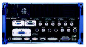 Rear Inputs: Rohde & Schwarz FSIQ Signal Analyzer