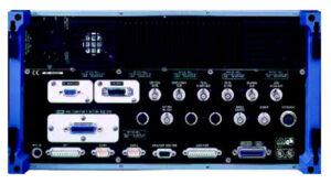 Rear Inputs: Rohde & Schwarz FSIQ Signal Analyzer