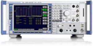 Rohde & Schwarz FSQ8 High-End Spectrum & Signal Analyzer, 20 Hz - 8 GHz (Deepansh)