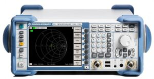 Rohde & Schwarz ZVL6 Portable Vector Network Analyzer, 9 kHz to 6 GHz