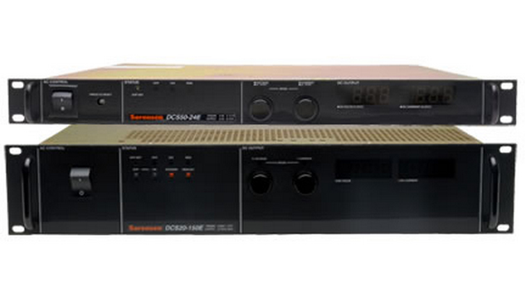 Used Sorensen Dcs Programmable Switching Dc Power Supplies