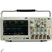 Tektronix MDO3104 1 GHz, 4-Channel Mixed Domain Oscilloscope