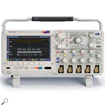 Tektronix MSO2004B 70 MHz, 4+16-Ch, 1 GS/s Mixed Signal Oscilloscope