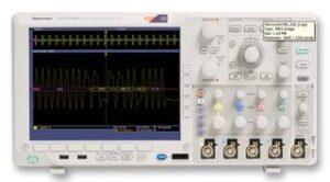 Tektronix MSO4034B 350 MHz, 2.5 GS/s, 20M record length, 4+16 channel Mixed Signal Oscilloscope