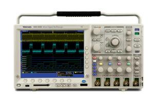 Tektronix MSO4054 500 MHz 4 Analog + 16 Digital channels 2.5 GS/s Mixed Signal Oscilloscope