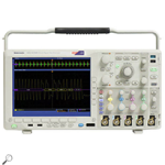 Tektronix MSO4104B 1 GHz, 5 GS/s, 20M record length, 4+16 channel Mixed Signal Oscilloscope