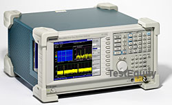 Tektronix RSA3308A DC - 8 GHz Real-Time Spectrum Analyzer for Phase Noise and Jitter