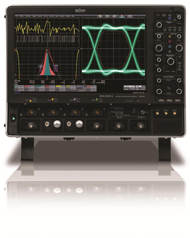 Used teledyne lecroy sda 830zi a 30 ghz80 gss 40 mptsch teledyne lecroy sda 830zi 30 ghz80 gss 40 ccuart Gallery