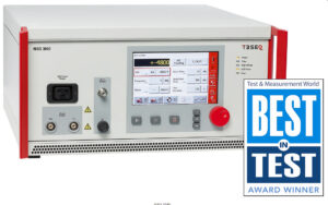 Teseq NSG 3040 4kV Conducted Immunity Generator for IEC 61000-4-4, IEC 61000-4-5 and more