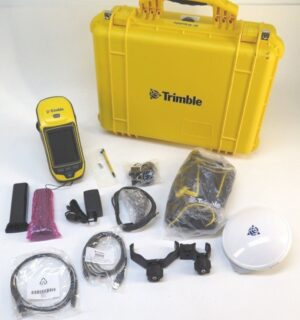 Trimble Geo 7X  GeoExplorer Series Data Collector