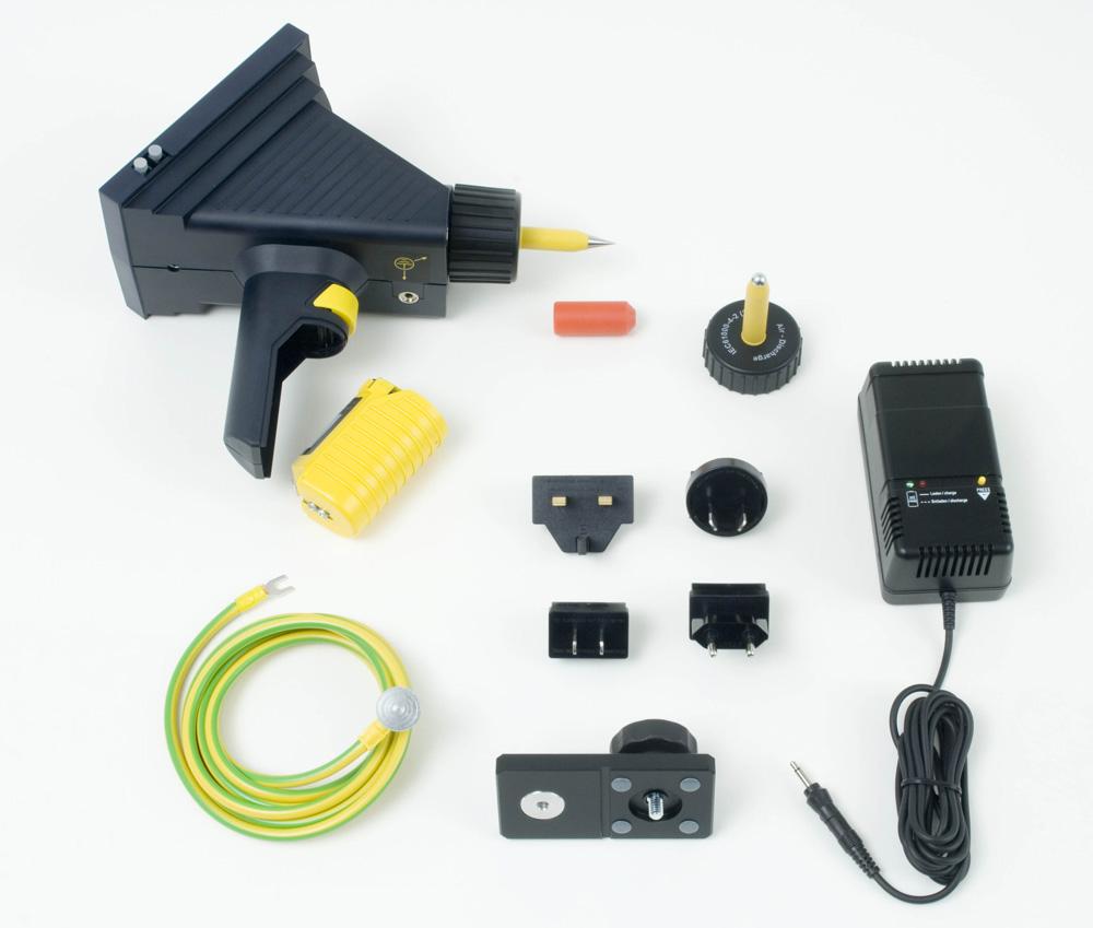 Used Teseq Nsg 435 Esd Simulator Gun For Iec 61000 4 2