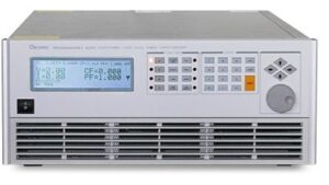 Chroma 63802 1,800 Watt AC&DC Programmable Electronic Load