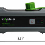Kaelus iVA Cable & Antenna Analyzer w/ VSWR, Return Loss Measurement & Distance to Fault