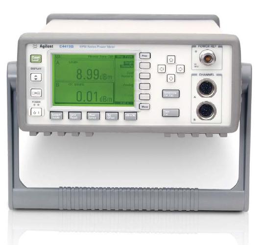 Rf Power Meter : Used keysight agilent hp e b dual channel rf power