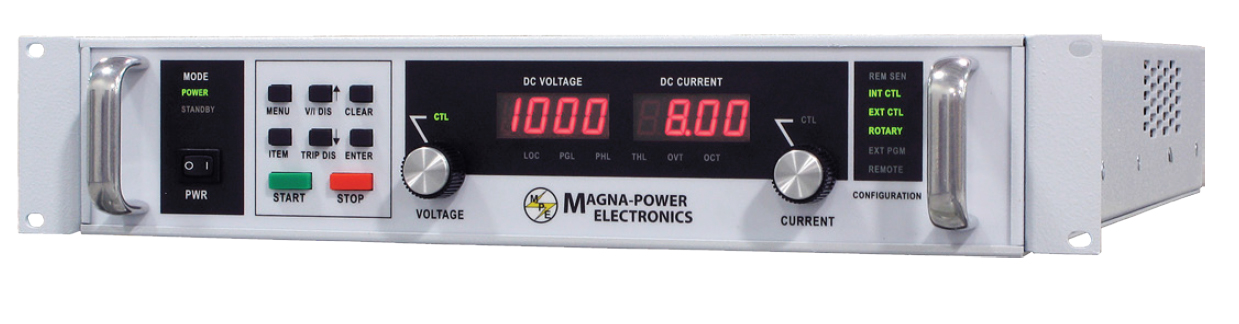 Used Magna-Power XR Series Programmable DC Power Supplies