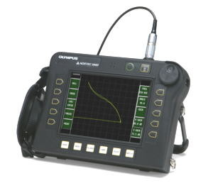 Olympus Nortec 500 Eddy Current Flaw Detector Dual Frequency