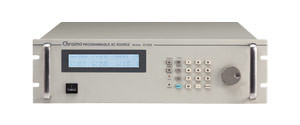Chroma 61501 Programmable AC Source 0~300V, 15~1kHz / 500VA, 1ø