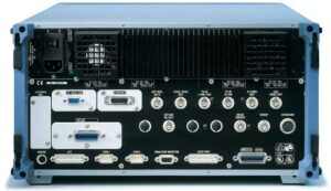 Rear Panel: Rohde & Schwarz ESIB26/ESIB40 EMI Test Receivers