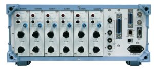 Rear Shunts: Yokogawa WT1600 Digital Power Meter.