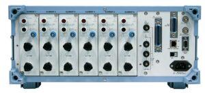 Rear Shunts: Yokogawa WT1600 Digital Power Meter.