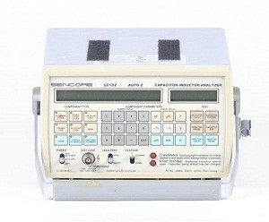 sencore-lc102-auto-z-capacitor-inductor-analyzer