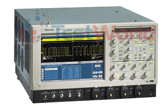 Tektronix TDS6124C 12 GHz Oscilloscope with 24 ps Rise-Time