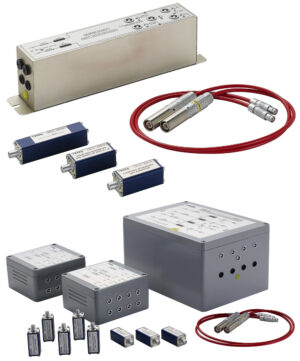 CDN's for Data Lines & Telecom CE Mark Testing used with Teseq EMC Test Systems