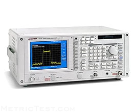 Advantest R3162 EMI Precompliance Spectrum Analyzer, 9kHz to 8GHz