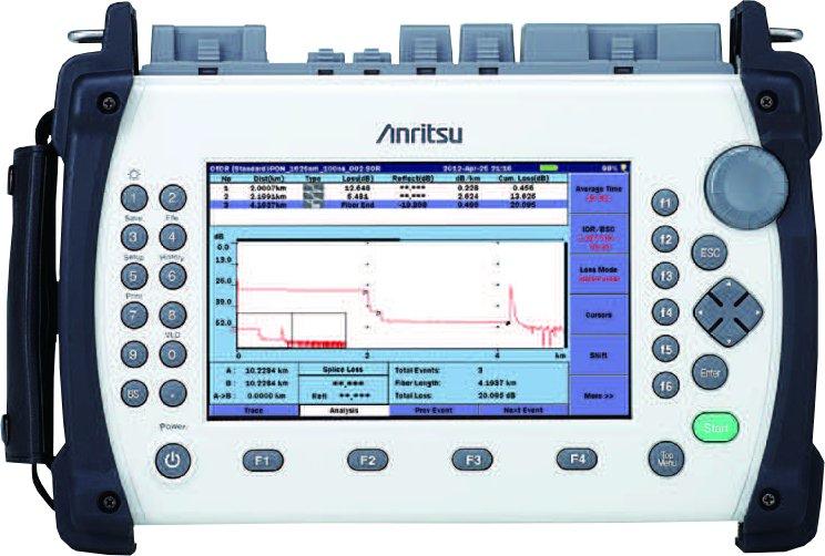 Anritsu MT9083A2 OTDR ACCESS Master