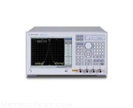 Keysight (Agilent) E5070A 300 kHz - 3 GHz RF Network Analyzer