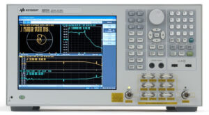 Keysight (Agilent) E5072A 2-Port Network Analyzer, 30 kHz - 4.5/8.5 GHz